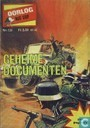Strips - Oorlog - Geheime documenten