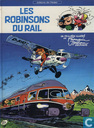 Comic Books - Spirou and Fantasio - Les Robinsons du rail