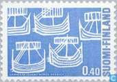 Postzegels - Finland - Norden 1969