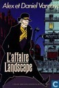 Comics - Affaire Landscape, L' - L'affaire Landscape