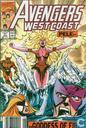 Strips - Avengers [Marvel] - Avengers West Coast 71