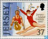 Postage Stamps - Jersey - Sports