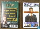 Board games - Happy Families - Harry Potter kaartspel  -  4 in 1