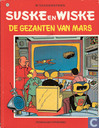 Comic Books - Willy and Wanda - De gezanten van Mars