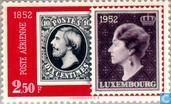 """Briefmarken - Luxemburg - Briefmarkenausstellung """"Centilux"""""""