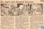 Comic Books - Bumble and Tom Puss - De taart met duizend kaarsjes