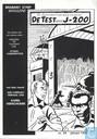 Bandes dessinées - Koen De Wilde - De test van de J-200