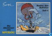 Bandes dessinées - Spirou et Fantasio - Radar, der Roboter 2