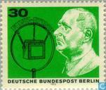 Postage Stamps - Berlin - Broadcasting 1923-1973