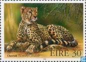 Postage Stamps - Ireland - Endangered Animals