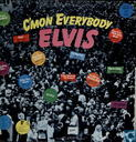 Vinyl records and CDs - Presley, Elvis - C'mon everybody (mono)