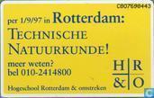 Hogeschool Rotterdam, Technische natuurkunde !