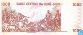 Billets de banque - Banco Nacional da Guiné-Bissau - Guinée-Bissau 1000 Pesos