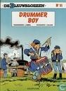 Bandes dessinées - Tuniques Bleues, Les [Lambil] - Drummer Boy