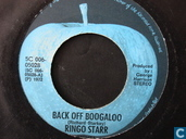 Platen en CD's - Starkey, Richard - Back off Boogaloo