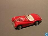 Model cars - Unknown - Jaguar XK120 'Coca Cola'