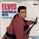 Disques vinyl et CD - Presley, Elvis - Heartbreak hotel