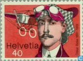 Postage Stamps - Switzerland [CHE] - Flying Pioneers