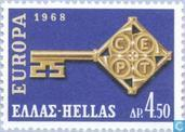 Postage Stamps - Greece - Europe – Key