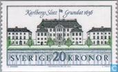 Postage Stamps - Sweden [SWE] - Lock Karlberg