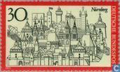 Briefmarken - Deutschland, Bundesrepublik [DEU] - Nürnberg
