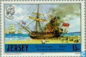 Timbres-poste - Jersey - Auvergne, Philippe d '