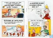 Bandes dessinées - 6 gouden regels van Bill, De - De 6 gouden regels van Bill
