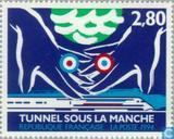 Channel Tunnel Opening