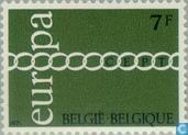 Postzegels - België [BEL] - Europa
