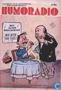 Bandes dessinées - Humoradio (tijdschrift) - Nummer  40
