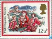 Postage Stamps - Great Britain [GBR] - Christmas - Christmas Carols