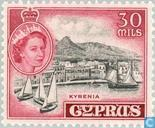 Postage Stamps - Cyprus [CYP] - Elizabeth II and various subjects