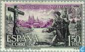Postzegels - Spanje [ESP] - Heilig Jaar Compostella