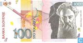 Slovenië 100 Tolarjev 1992