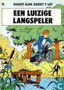 Comic Books - Gil Jordan - Een luizige langspeler