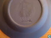 Ceramics - Jasperware - Wedgwood Rond Bordje
