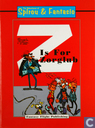 Comic Books - Spirou and Fantasio - Z Is For Zorglub