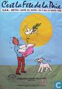 Affiches et posters - Bandes dessinées - C'est la Fête de la Paix