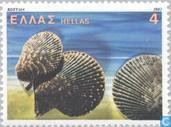 Postage Stamps - Greece - European nature conservation campaign