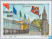 Postage Stamps - Italy [ITA] - Fair Bolzano
