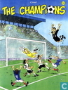 Comic Books - Champions, The - The Champions 14