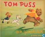 Comic Books - Bumble and Tom Puss - Tom Puss och lyckokulan