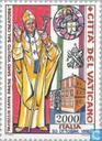 Postage Stamps - Vatican City - World Travel Pope John Paul II