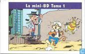 Comic Books - Lucky Luke - Mini strip 1 / La mini-BD 1