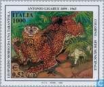 Postage Stamps - Italy [ITA] - Antonio Ligabue