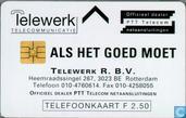 Telewerk Telecommunicatie