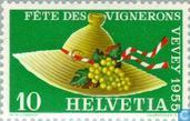 Postage Stamps - Switzerland [CHE] - Winterfest