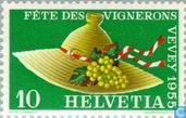 Timbres-poste - Suisse [CHE] - Fête des vignerons