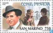 Timbres-poste - Saint-Marin - chanteurs italiens