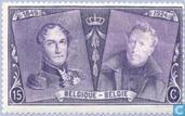 Postage Stamps - Belgium [BEL] - 75 years of Belgian stamp